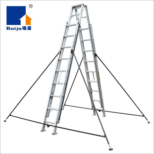 Double Sided Extension Ladder
