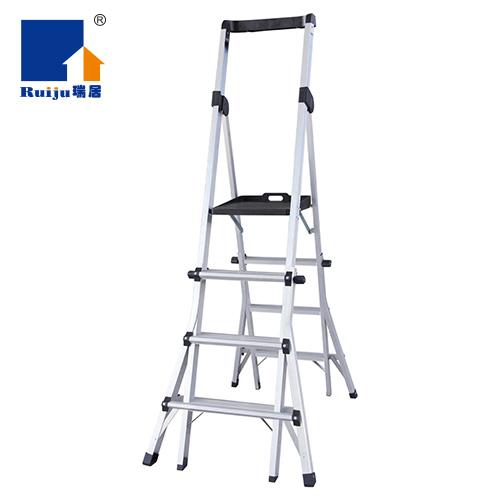 瑞居伸縮折疊梯加厚多功能梯家用梯工程梯子
