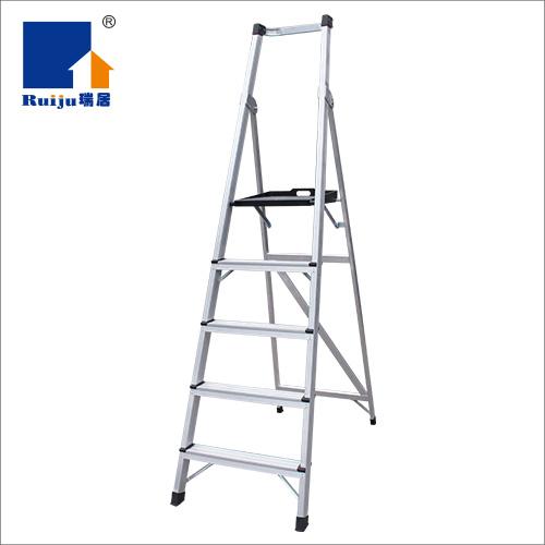 瑞居工程梯寬踏板理貨梯鋁合金梯子
