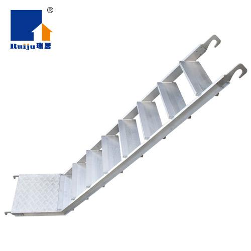 """Aluminium """"Z""""Stairs"""